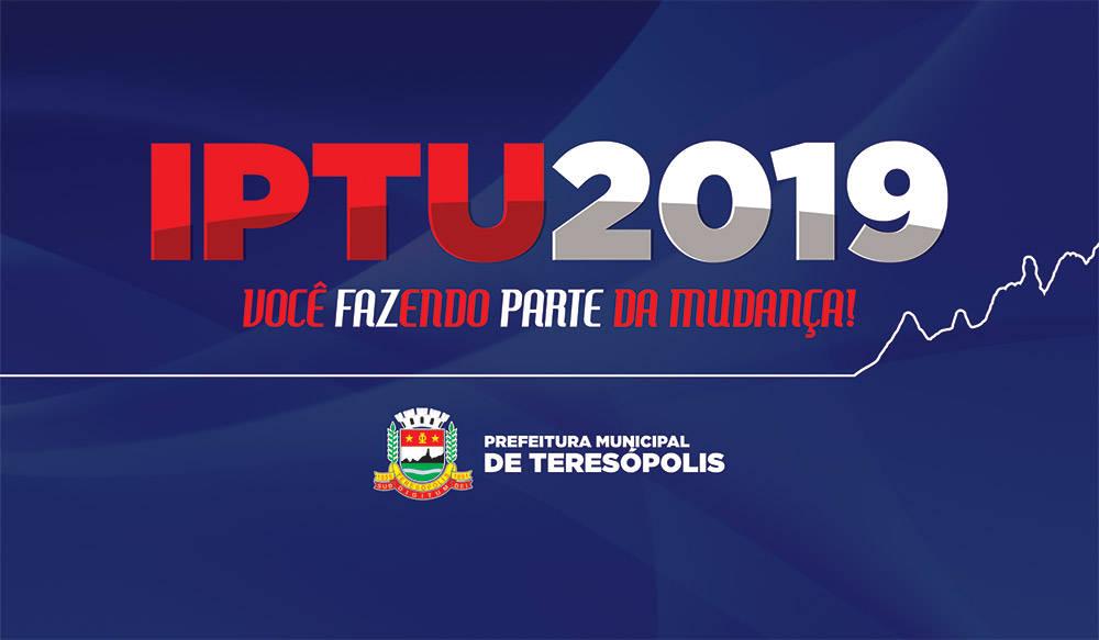 IPTU 2019: 15% de desconto para pagamento em cota única até 31 de janeiro