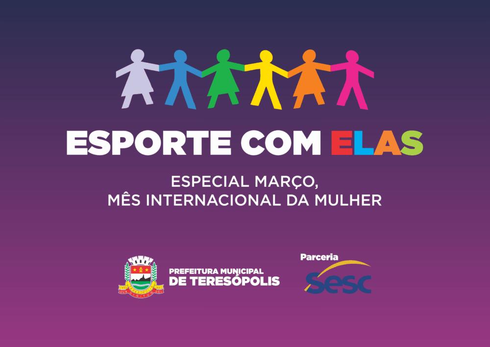 Mês da Mulher: Secretaria de Esportes e Lazer promove atividades físicas para marcar a data