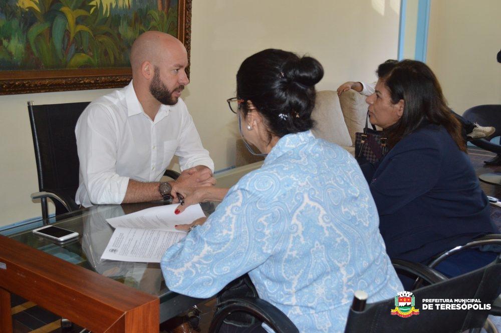 Alunos da Unopar poderão estagiar em secretarias da Prefeitura de Teresópolis