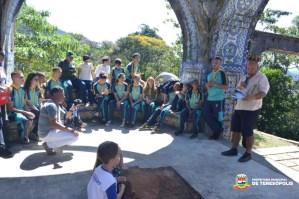 Quiosque das Lendas, na Granja Guarani, recebe espetáculo de música no Dia Mundial da Terra