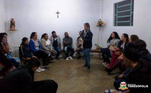 Proposta de rede coletora de esgoto e curso de moda sustentável marcam etapa do projeto de proteção às nascentes e comunidades produtoras de água