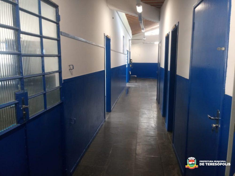 Escola Municipal Tiago Pacheco recebe preparativos para volta de alunos após reforma geral