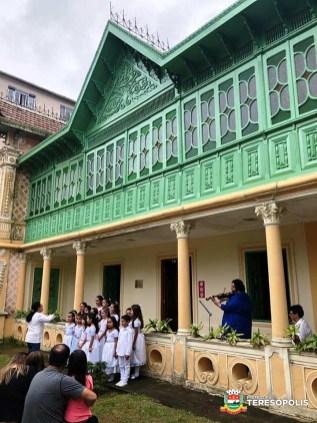 Público acompanha encerramento da 17ª Semana de Museus na Casa da Memória Arthur Dalmasso