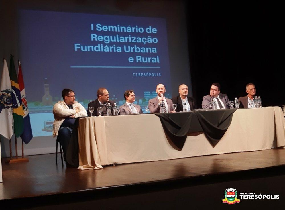 Teresópolis investe na política de regularização fundiária