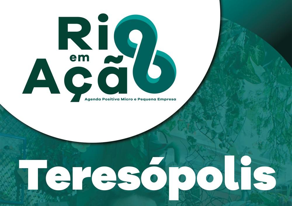 'Rio em ação': ainda dá tempo de se inscrever para o evento de oferta de crédito para micro e pequenos empresários em Teresópolis