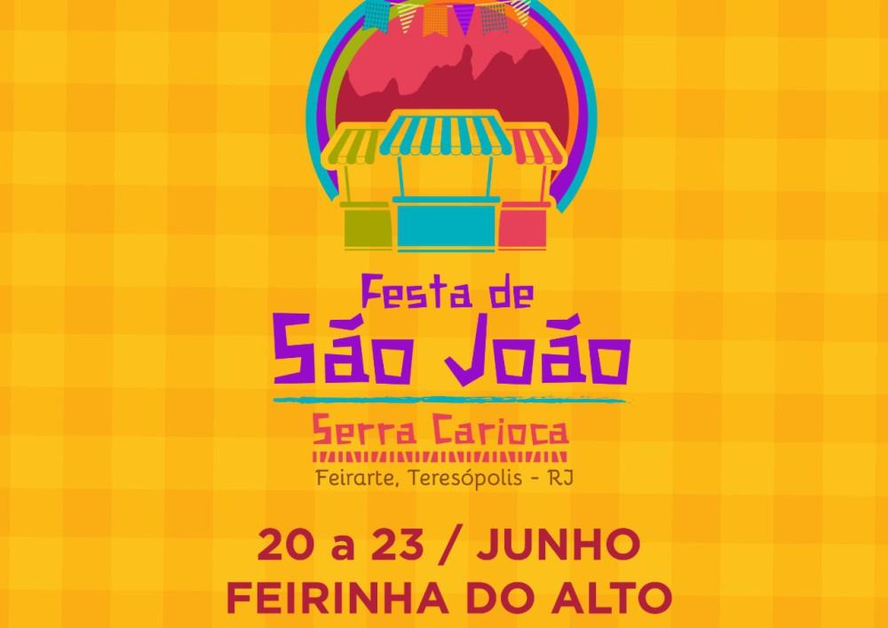 Festa de São João vai transformar Feirinha do Alto num grande arraial neste fim de semana