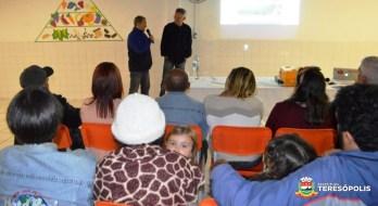 Ademar Veiga, presidente do Sindicato Rural, aborda assuntos de interesse da agricultura familiar