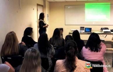 Ciclo de Estudos, uma das atividades da I Semana Municipal de Educação Infantil