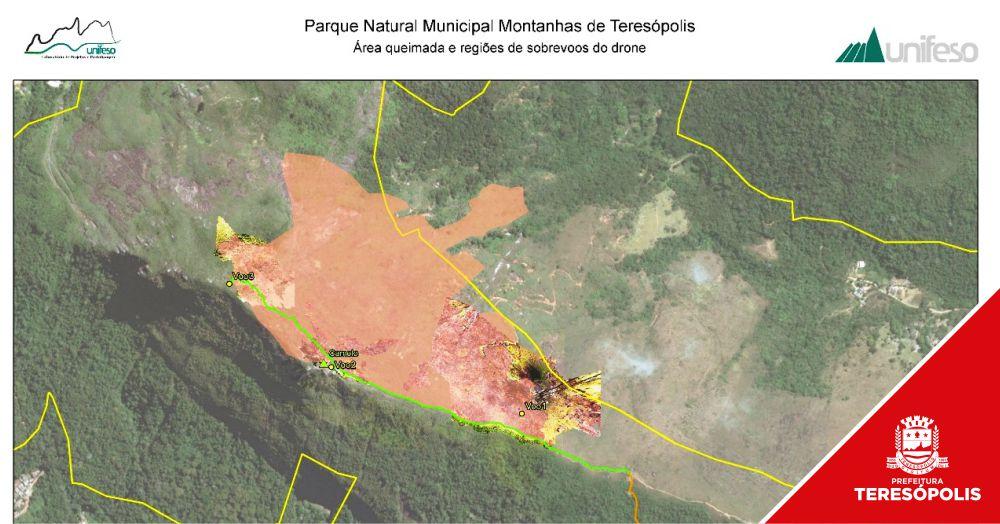 Parque Municipal Montanhas de Teresópolis reabre sede Pedra da Tartaruga nesta sexta (30), após incêndio florestal