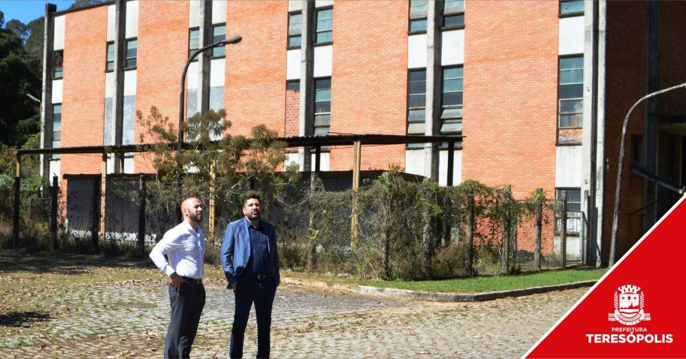 'EducaParque': Prefeitura articula vinda do Polo da Faetec e da Fundação Cecierj para Teresópolis