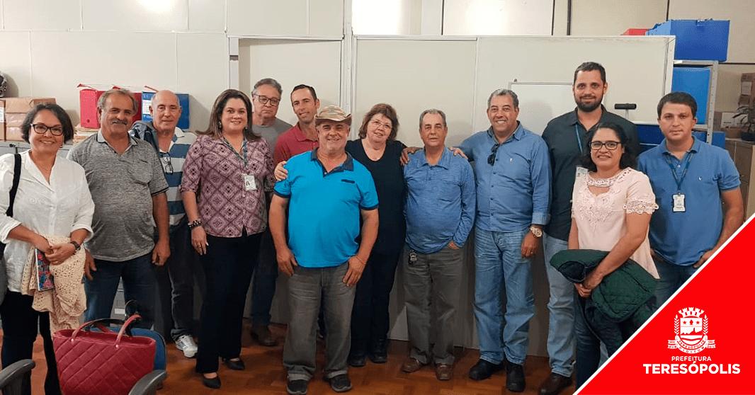 Prefeitura e entidades de fomento do setor agrícola estudam a criação do Banco de Alimentos Municipal de Teresópolis