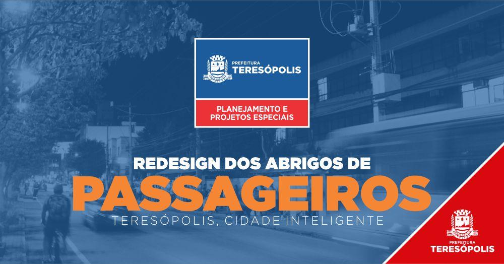 Concurso público para novo design de abrigos de passageiros de ônibus: Resultado da 1ª etapa sai na segunda, dia 16