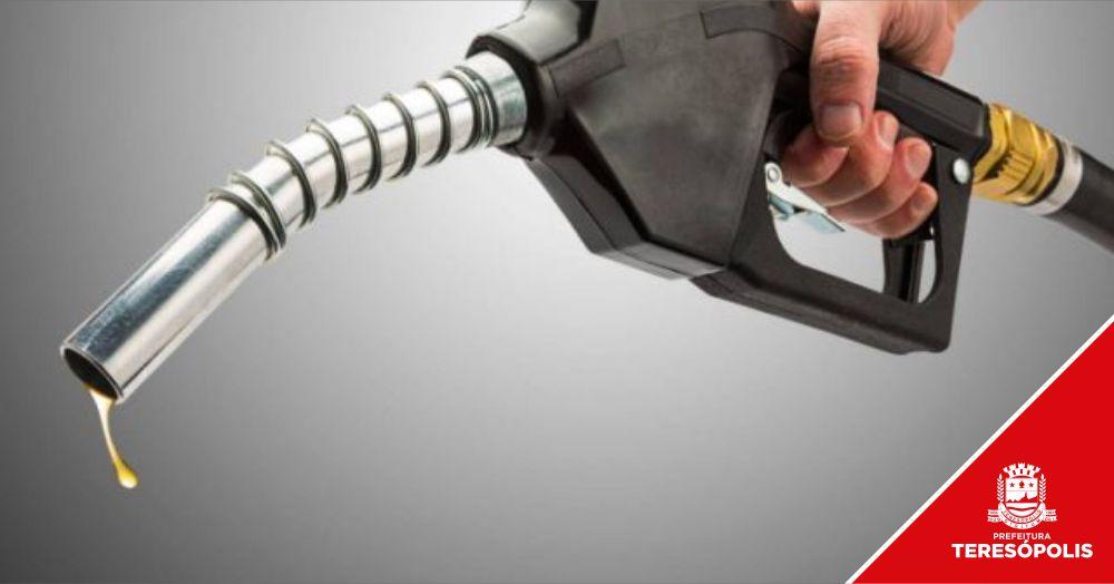 Sistema informatizado permite maior controle do combustível que abastece a frota municipal