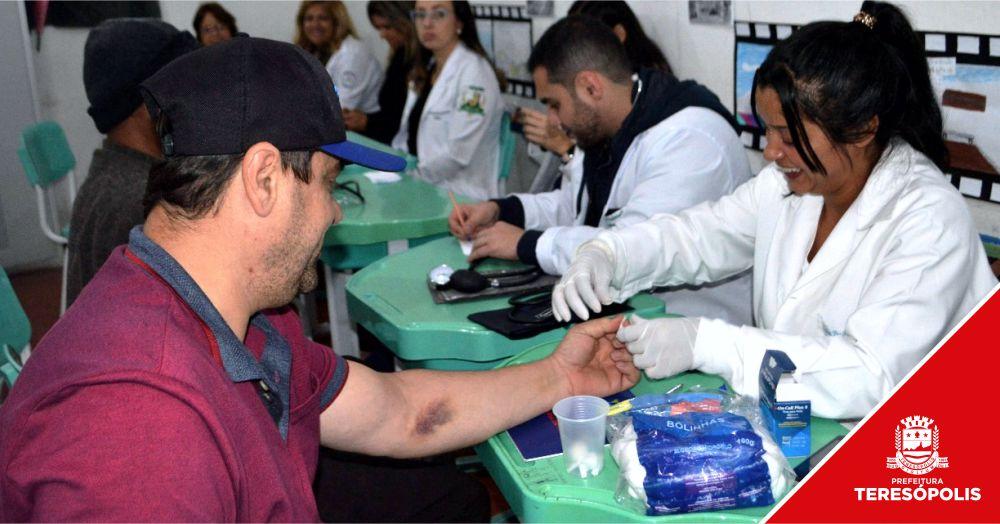 'Operação Prefeitura Presente' leva ação social, de saúde e recreação aos moradores do Corta Vento, Agriões e Panorama