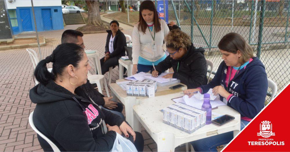 Cadastro no programa tarifa social segue até sexta (27) na Praça Olímpica, centro de Teresópolis