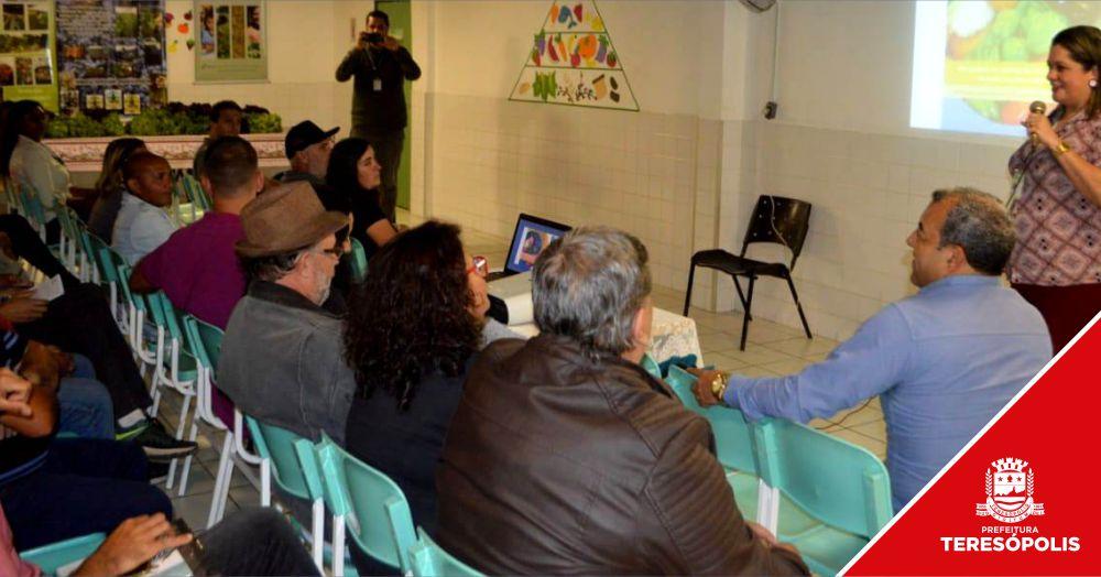 Ceasa e Conab apresentam os benefícios do Programa de Aquisição de Alimentos aos agricultores familiares
