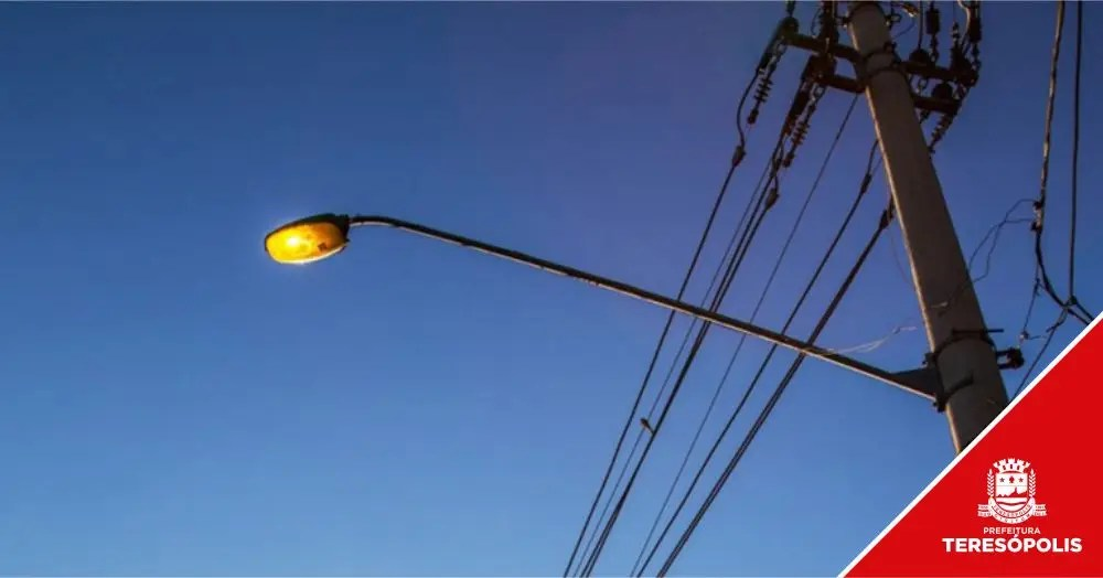 Prefeitura investe quase R$ 3 milhões em novo pregão de materiais para manutenção da iluminação pública