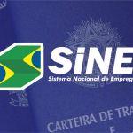 Emprego: Sine Teresópolis oferece 48 vagas