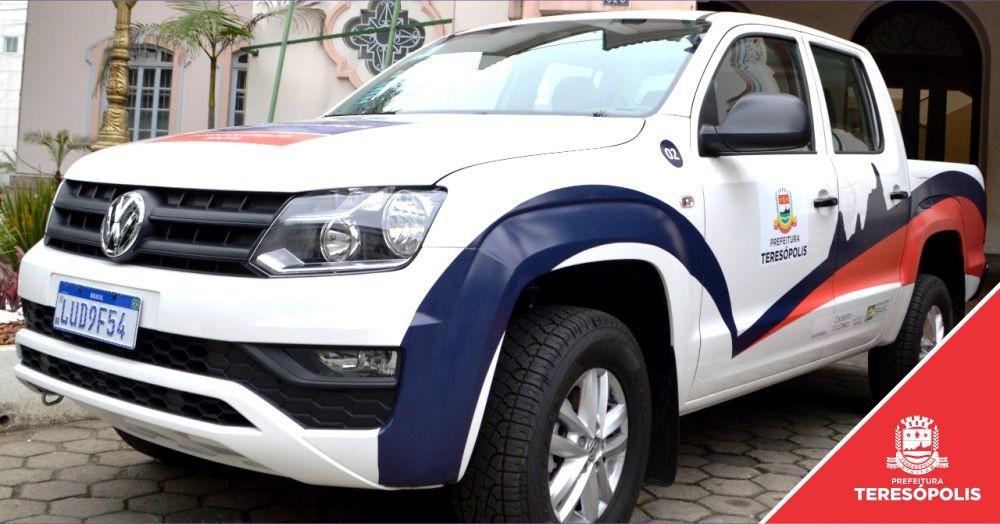 Novos carros da Prefeitura serão usados no programa Busca Ativa Social