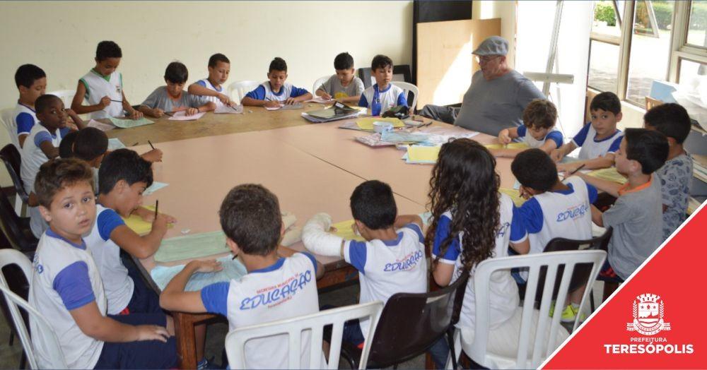 Teresópolis comemora Dia da Cultura com 'Arte por toda parte'