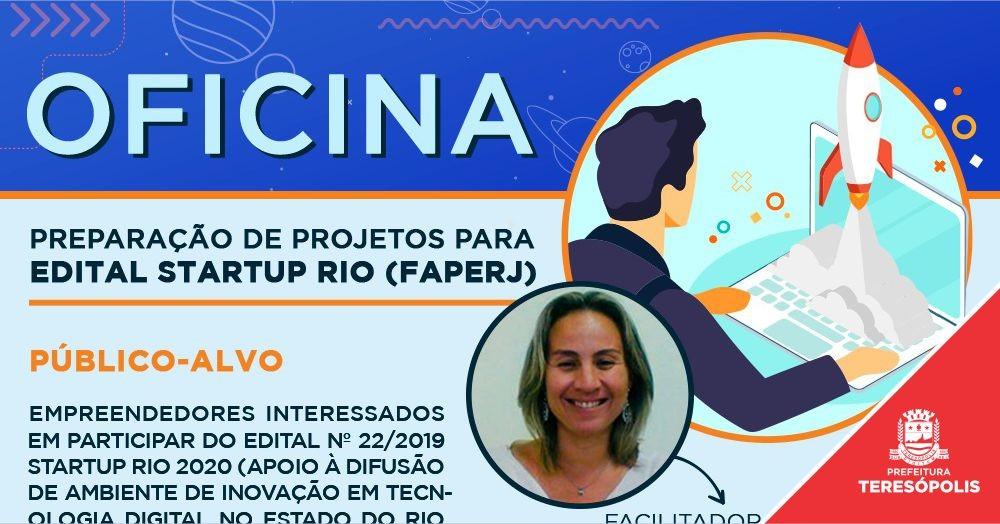 InovaTerê prepara empreendedores de tecnologia e inovação para participar do edital 'Startup Rio 2020'