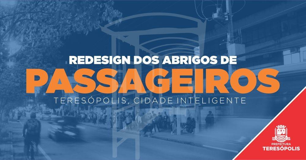 Premiação e exposição dos projetos de idéias de novos abrigos de passageiros de ônibus acontecerão dia 31