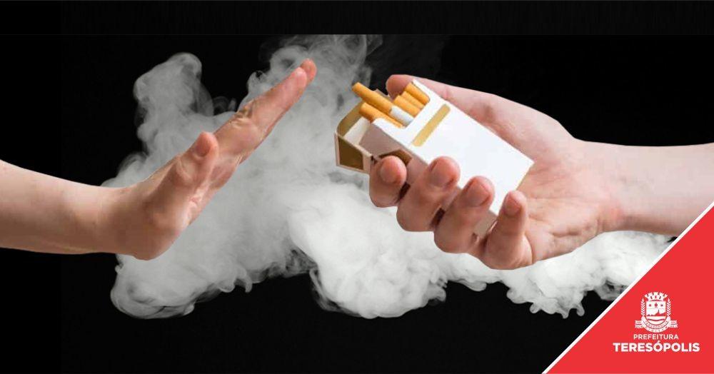 Postos de saúde da família promovem ações de combate ao fumo