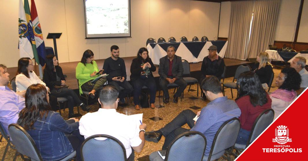Teresópolis sedia reunião do Colegiado Estadual de Gestores Municipais de Assistência Social