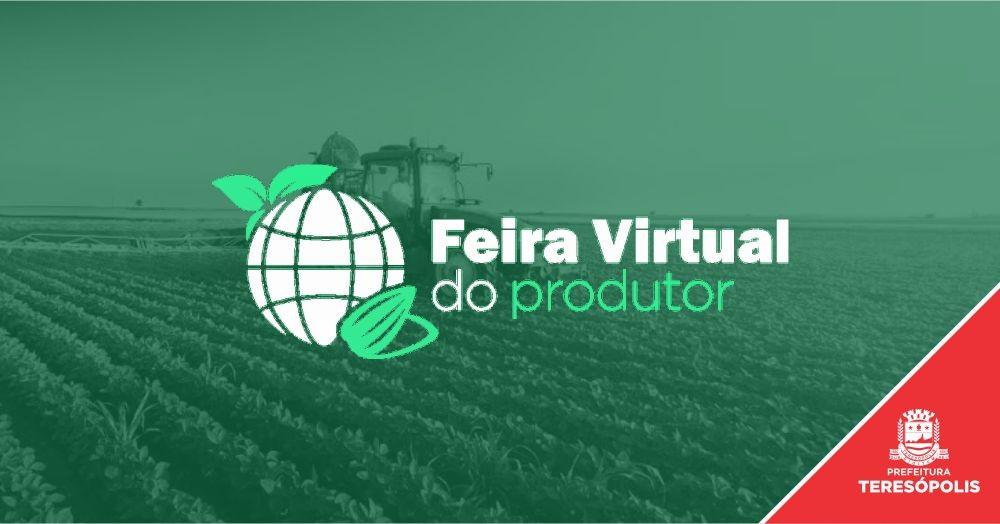 Feira Virtual do Produtor: Site ajuda agricultores de Teresópolis a divulgar seus produtos on-line