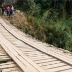 Reforma da Ponte do Madruga começa na próxima semana