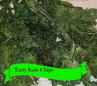 tasty kale chips