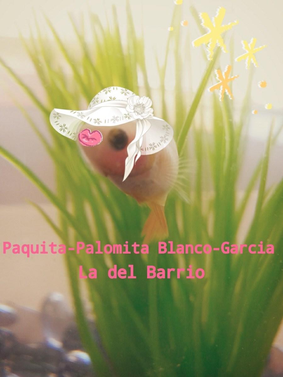 Paquita-Palomita Blanco-Garcia La del Barrio