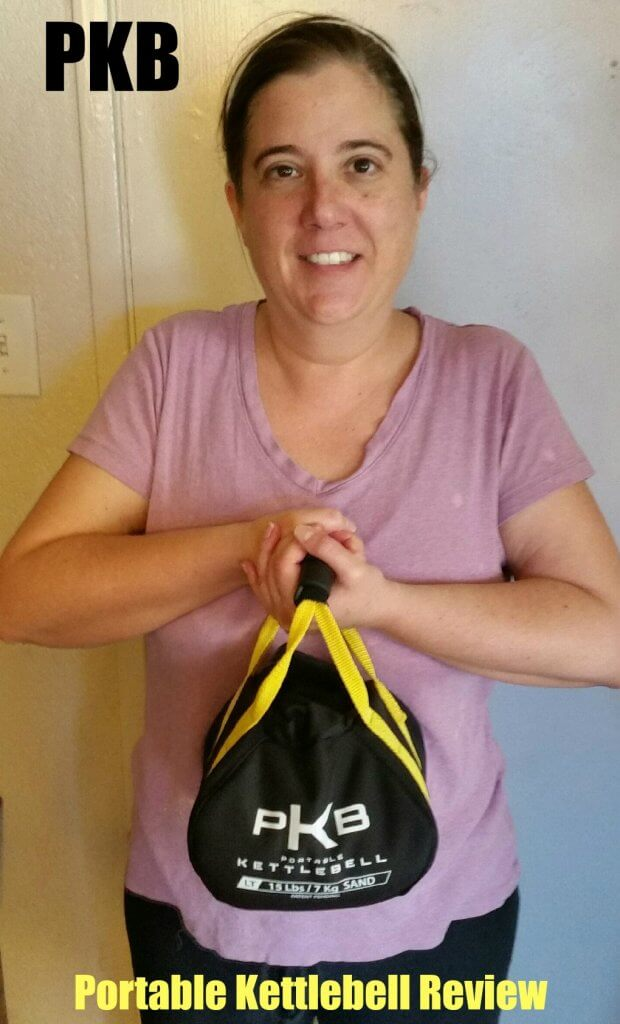PKB Portable Kettlebell Review