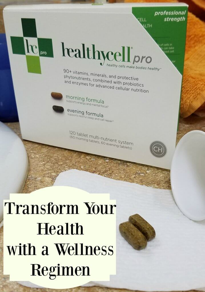 healthy cell pro