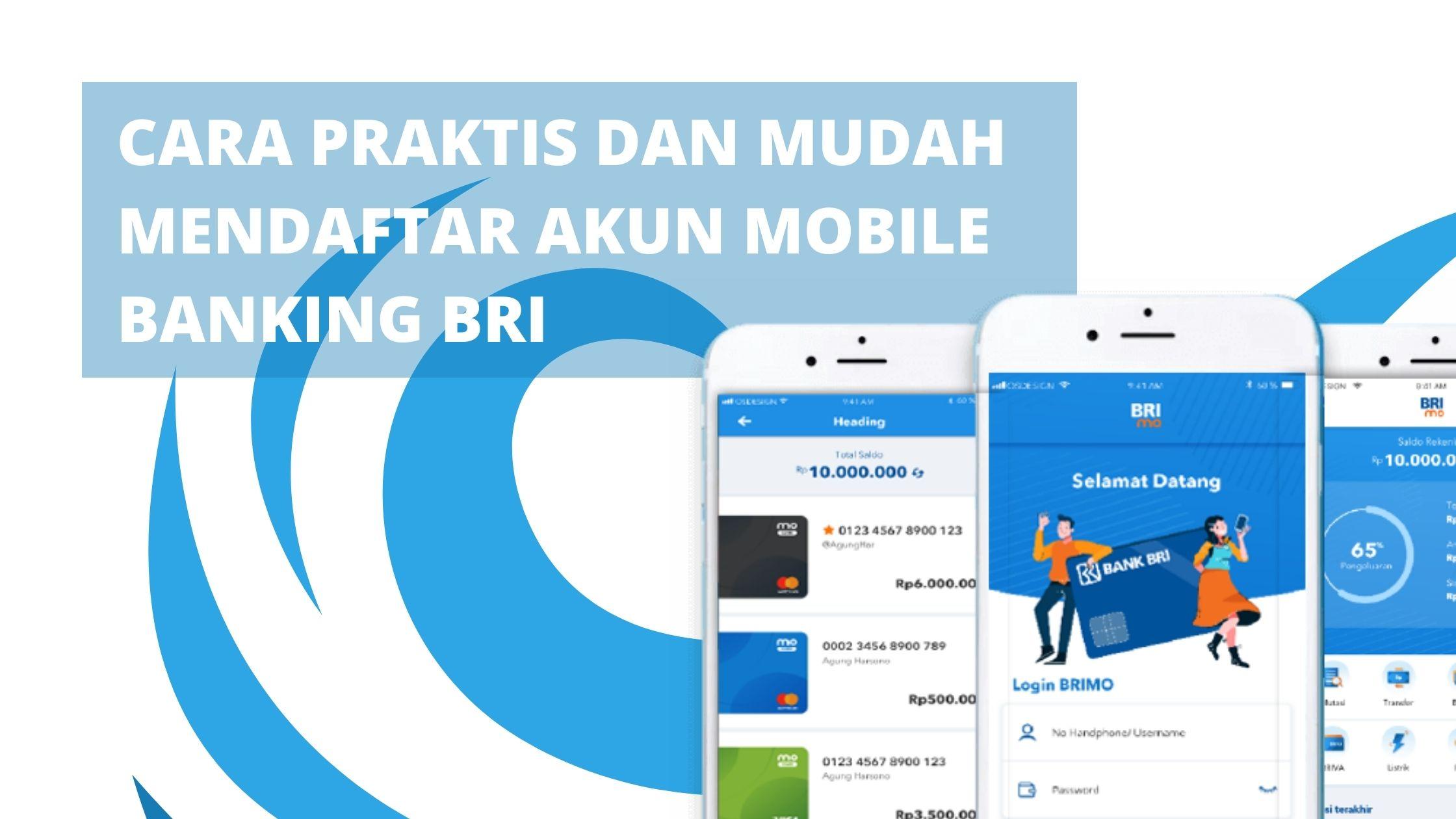 cara-mudah-daftar-mobile-banking-bri
