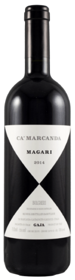 2014 magari bottle
