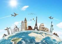 Por que devo viajar pelo mundo?
