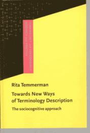 Towards New Ways of Terminology Description