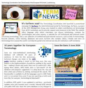 TermNews_Spring_2014