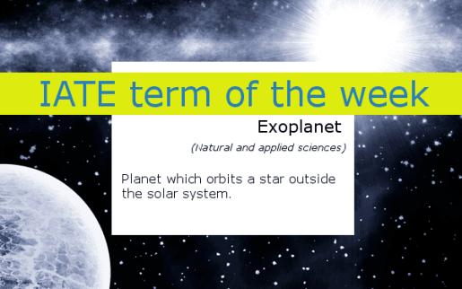 IATE_Exoplanet