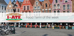 I-ATE: Belgium (Europe for all tastes: Recipes for Europe)