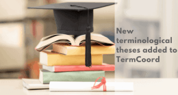 More terminology theses added to TermCoord's library