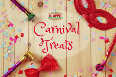 I·ATE Food Term: Carnival Treats