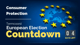 Termcoord European Election Countdown: Consumer Protection