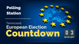 Termcoord European Election Countdown: Polling Station