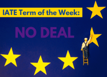 IATE Term of the Week: No Deal
