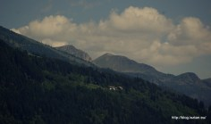 Természetfotók Karintiából - hegyek