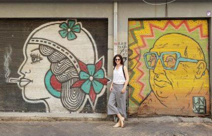 גרפיטי, היסטוריה ואמנות: סיור אורבני בפלורנטין