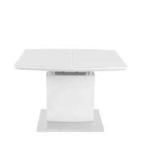 Стол обеденный DT15037 белоснежный