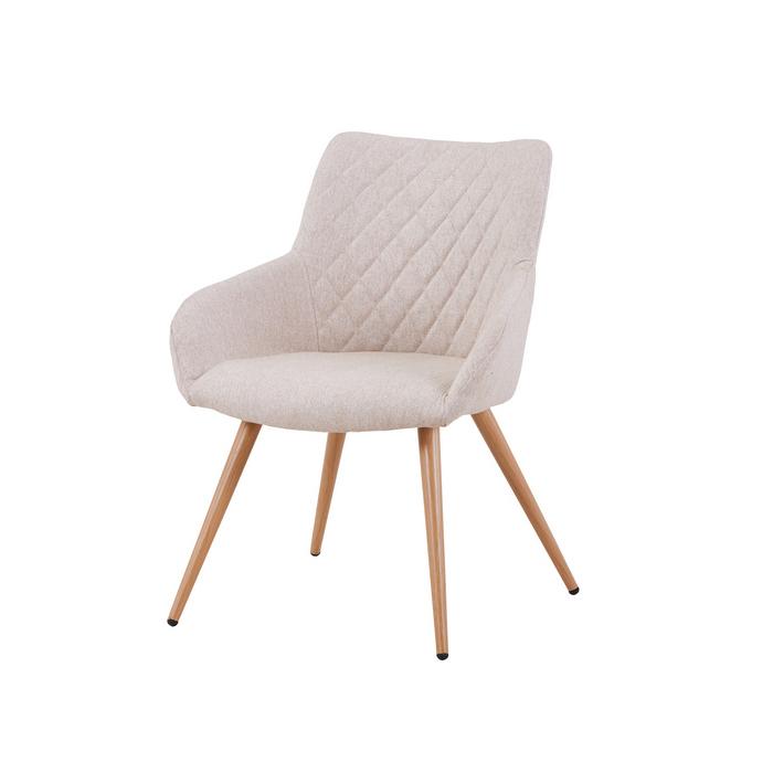 Кресло DC83002 текстиль светло-бежевый